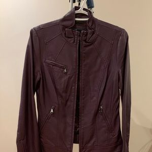 Pleather Guess jacket